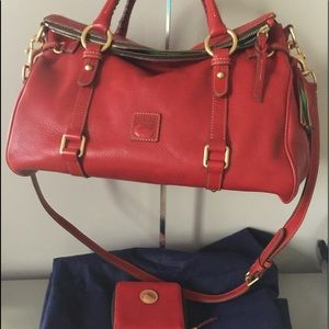 Fabulous D&B Florentine Medium Satchel